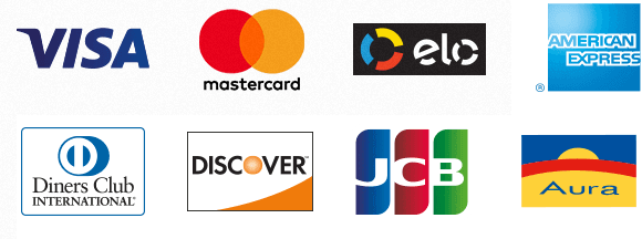 Cartoes Credito Debito Aceitos